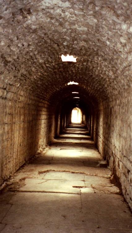 Egyptian Temple Asclepius